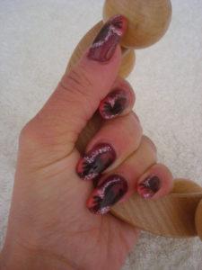 Malta Nail Art: modern nail designs
